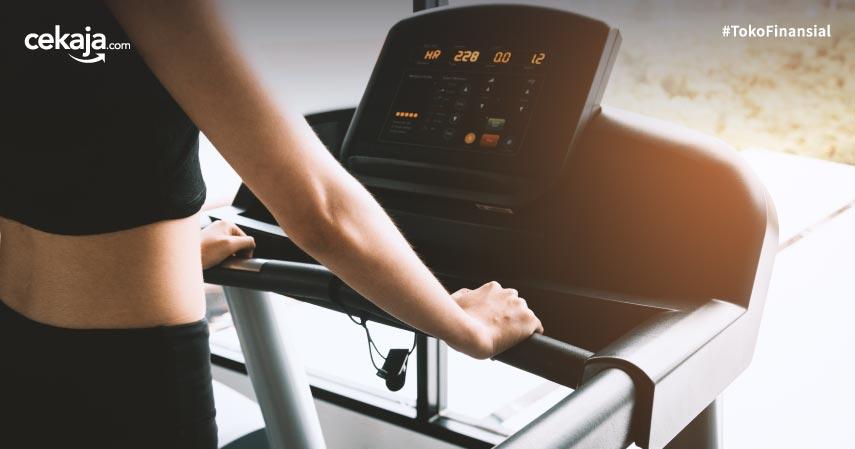 10 Merek Treadmill Terbaik dan Murah Bikin Semangat Fitness di Rumah!