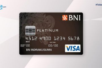 Review Kartu Kredit BNI Visa Platinum dan Promo yang Ditawarkan