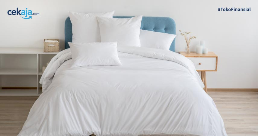 8 Merek Bed Cover Terbaik yang Bikin Tidur Makin Nyenyak, Apa Saja?