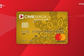 8 Keuntungan Kartu Kredit CIMB Niaga Mastercard Syariah Gold