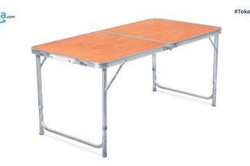 Rekomendasi Meja Lipat Terbaik untuk Belajar Anak dan WFH!