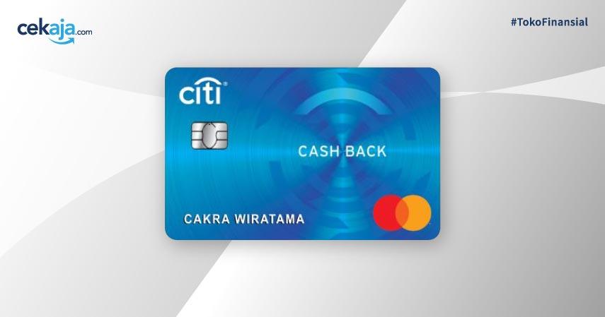 Tips bangun bisnis dengan modal kartu kredit Citibank Cash Back