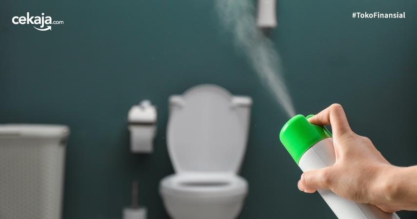 7 Merk Pengharum Toilet Terbaik, Bikin Kamar Mandi Wangi Lebih Lama