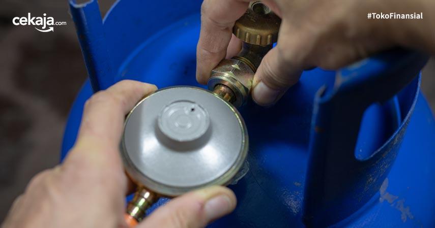 Merk regulator kompor gas terbaik