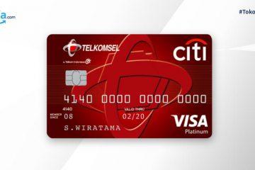 Review Kartu Kredit Citi Telkomsel Card Bikin Komunikasi Makin Mudah