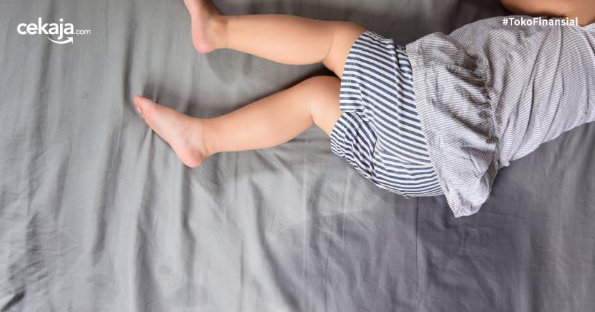 7 Cara Mengatasi Anak Ngompol Paling Efektif sampai Berhenti!