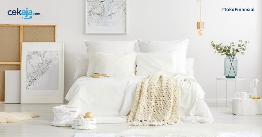 Ide Dekorasi Kamar Tidur Minimalis Cocok Untuk Jadi Inspirasi
