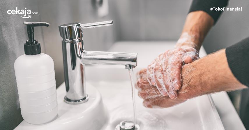 10 Merk Sabun Cuci Tangan Terbaik Ini Ramah di Kulit dan Kantong!