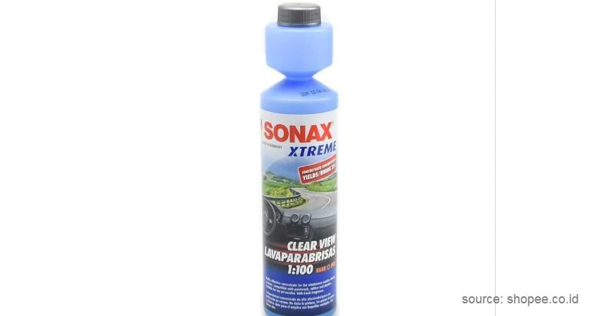 Sonax Clear View - 7 Merek Air Wiper Mobil Terbaik, Bikin Kaca Mobil Makin Kinclong.jpg