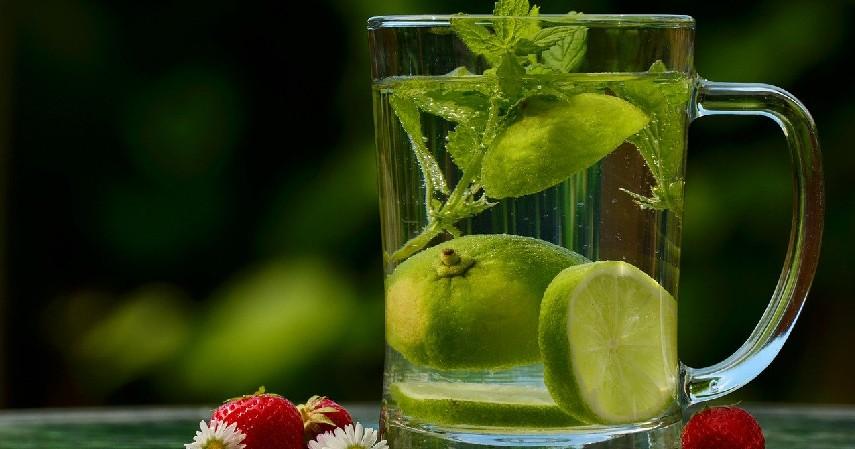 Air-Lemon-11-Obat-Alami-untuk-Bibir-Pecah-pecah-dengan-Low-Budget