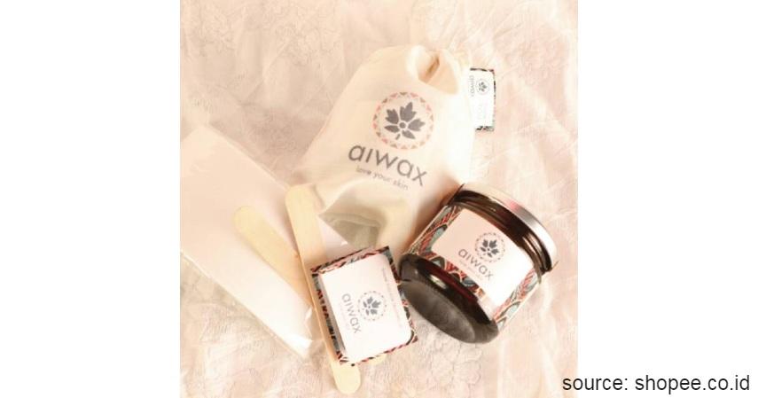 Aiwax-Hair-Removal-Waxing - 7 Merek Waxing Terbaik