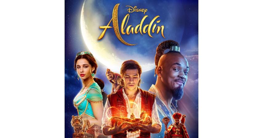Aladdin - Rekomendasi Film Terbaik di Disney+ Hotstar