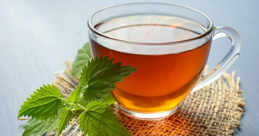 Aneka Teh Herbal - 15 Makanan untuk Mengatasi Insomnia Dijamin Bikin Tidur Nyenyak
