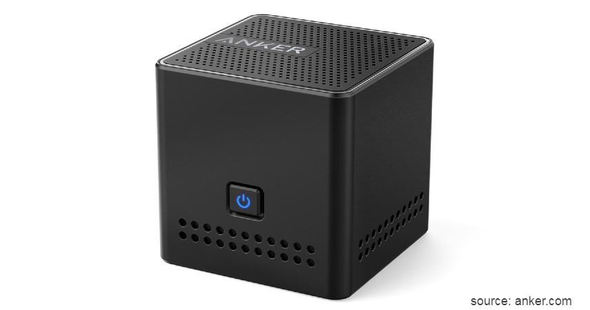 Anker Pocket Bluetooth Speaker - 10 Merek Speaker Bluetooth Terbaik Murah Praktis