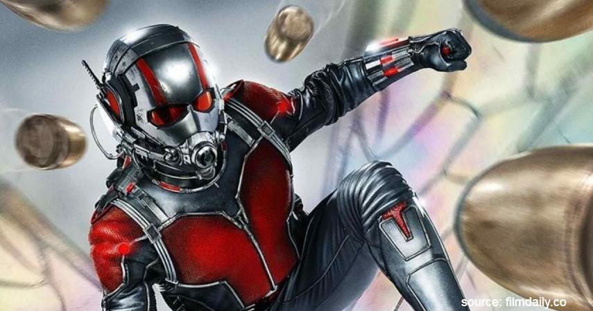 Ant-Man - 13 Film Superhero Hollywood Terbaik yang Wajib Ditonton