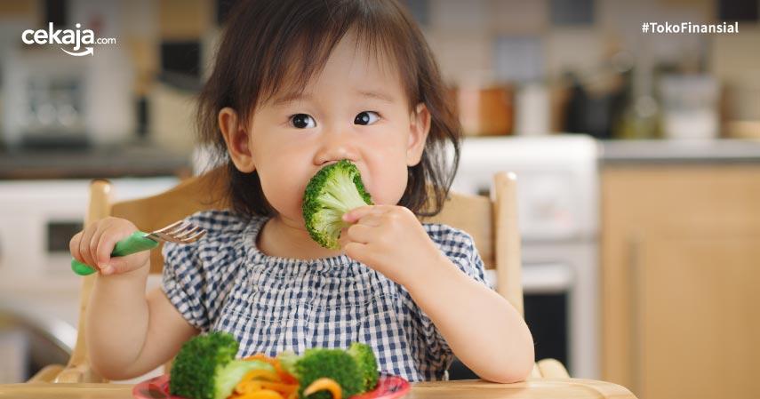 7 Tips Agar Anak Doyan Sayur Paling Jitu dan Mudah Dilakukan