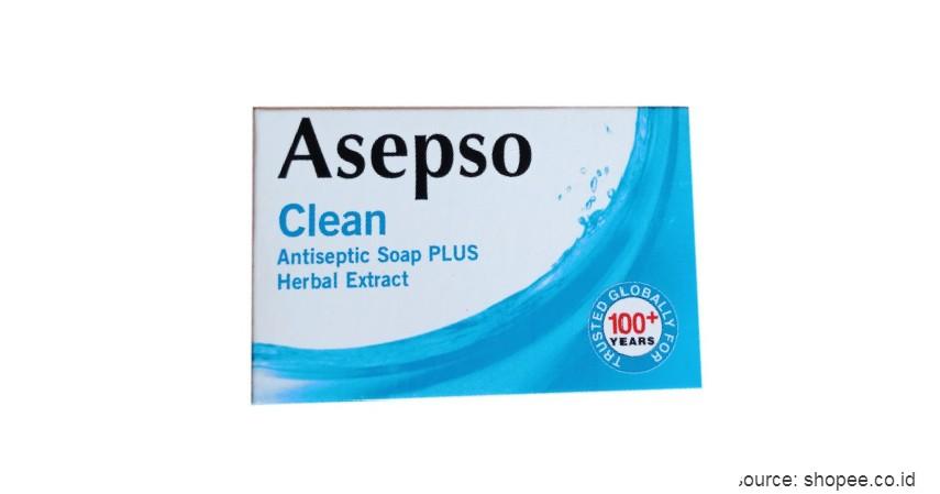 Asepso Sabun Antiseptik - 10 Sabun Antiseptik Terbaik
