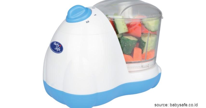 Baby Safe Smart Food Processor - 7 Food Processor Terbaik Harga Murah