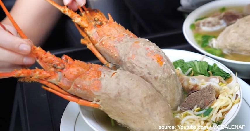 Bakso Lobster - 10 Varian Bakso Unik Paling Hits yang Cocok Dijadikan Peluang Bisnis