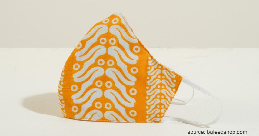 Bateeq - 10 Masker Brand Lokal yang Bagus