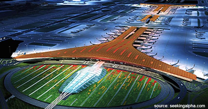 Beijing Capital International Airport - 10 Bandara Tersibuk di Dunia dengan Lalu Lintas Udara Terpadat