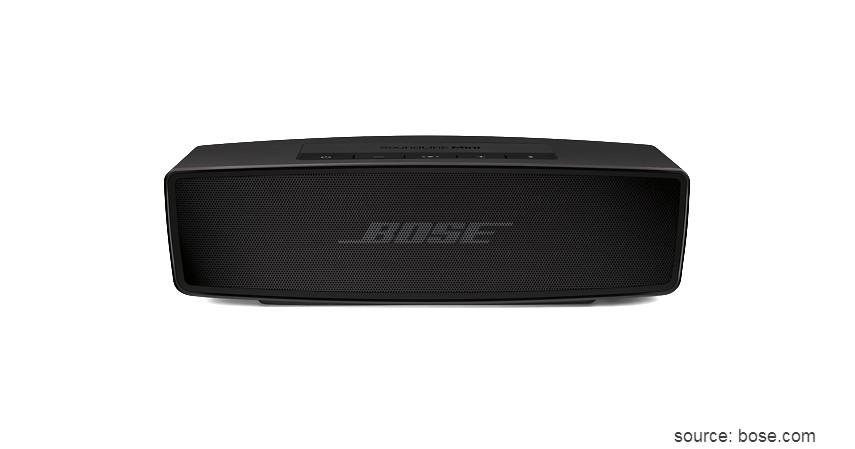 Bose SoundLink Mini II - 10 Merek Speaker Bluetooth Terbaik Murah Praktis