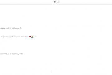 Cara Melihat DM Instagram di Web PC Laptop - 4 Cara Melihat DM Instagram Di Web yang Mudah