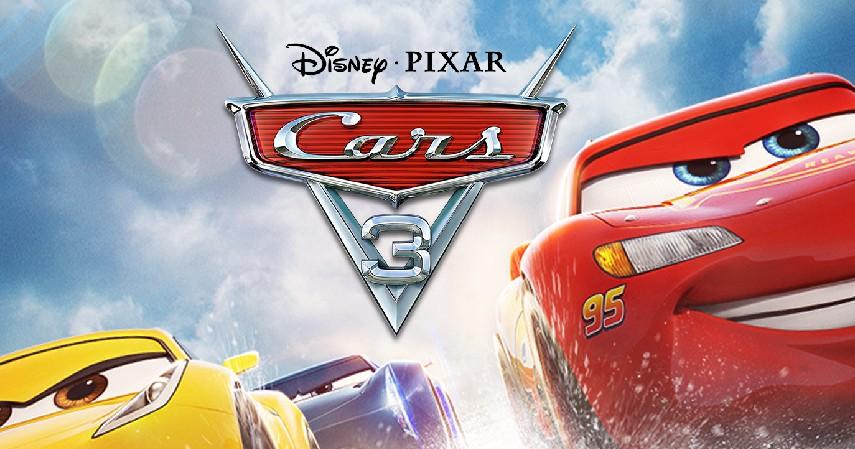 Cars 3 - Rekomendasi Film Terbaik di Disney+ Hotstar