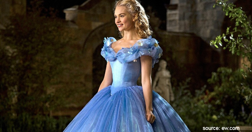 Cinderella - Rekomendasi Film Terbaik di Disney+ Hotstar