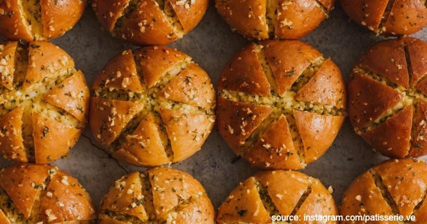 Cream cheese garlic bread - 9 Bisnis Kuliner yang Viral saat Pandemi