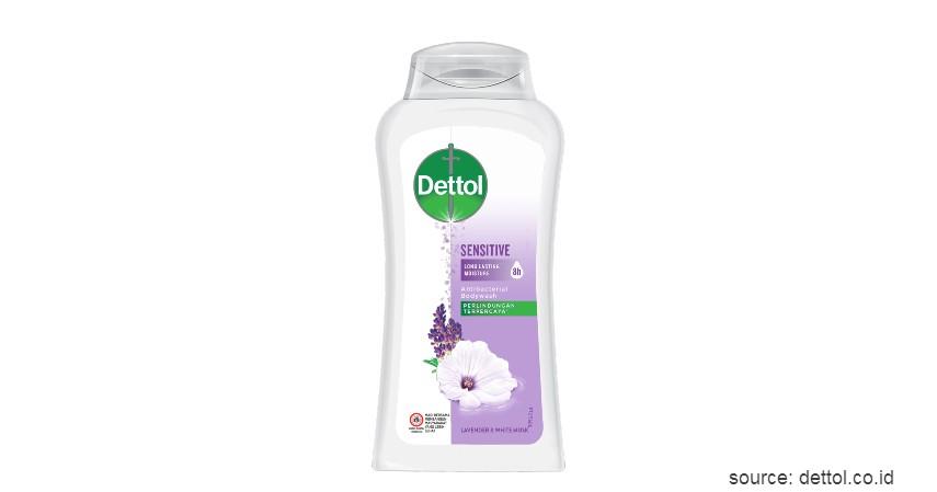 Dettol Anti Bacteria Sensitive Body Wash - 10 Sabun Antiseptik Terbaik