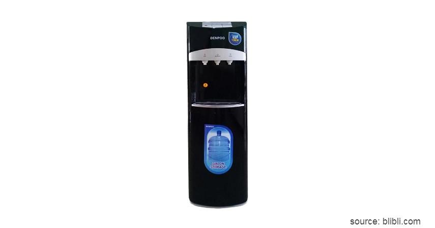 Dispenser Denpoo - DDB 920 - Daftar Dispenser Air Galon Terbaik 2020