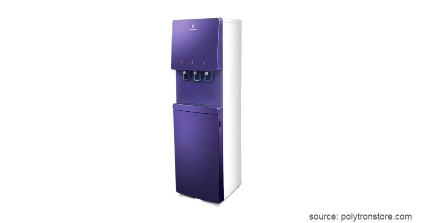 Dispenser Polytron - Hydra Bottom Galon PWC 778 - Daftar Dispenser Air Galon Terbaik 2020