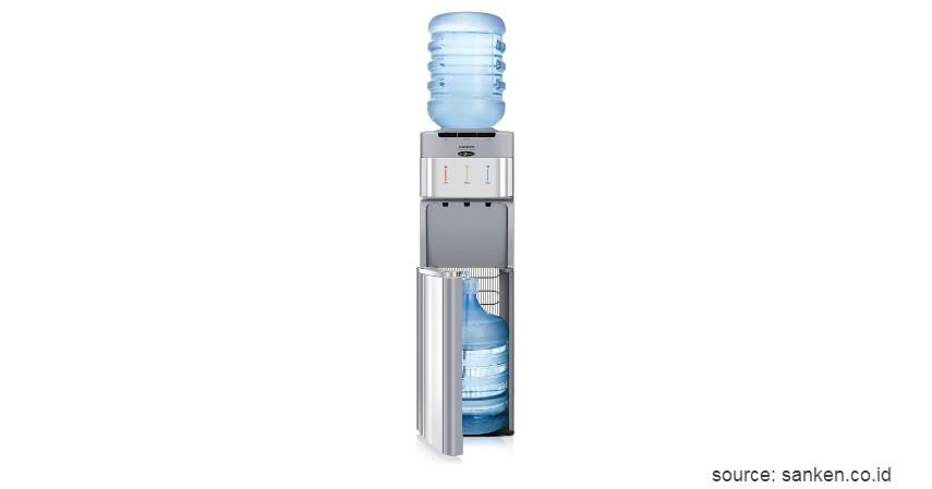 Dispenser Sanken - HWD Z95 - Daftar Dispenser Air Galon Terbaik 2020