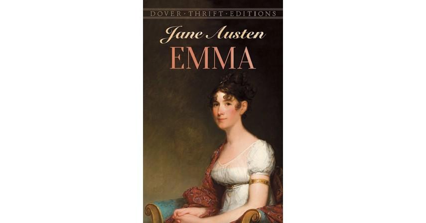 Emma-Jane-Austen - 10 Rekomendasi Novel Romantis Terbaik