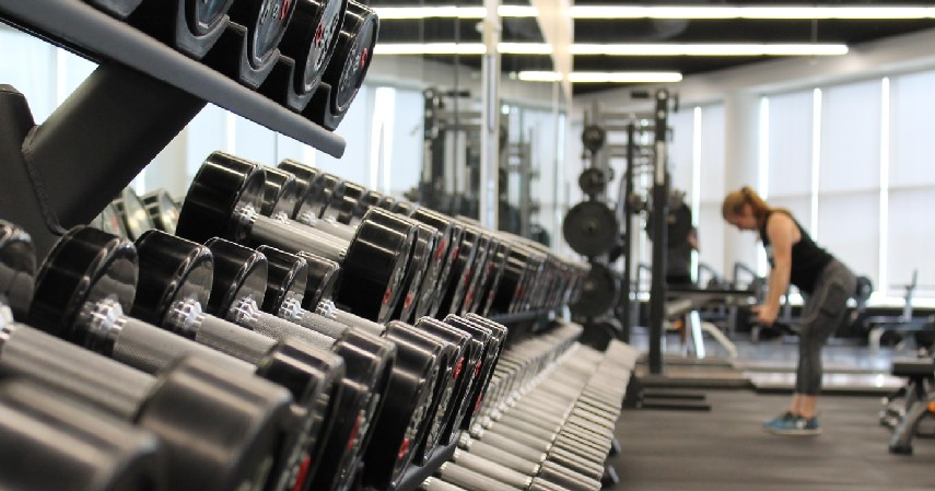 Fitness Center - 8 Lokasi Paling Berisiko Tularkan Covid-19