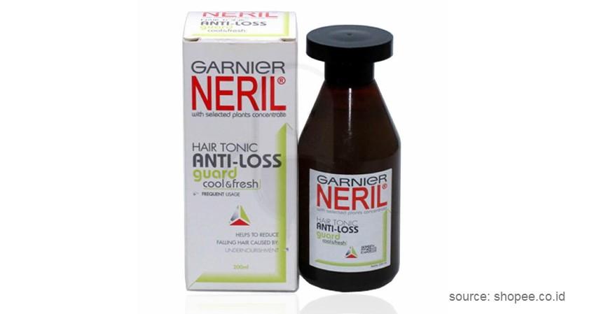 Garnier-10-Merek-Hair-Tonic-Terbaik-beserta-Cara-Menggunakannya