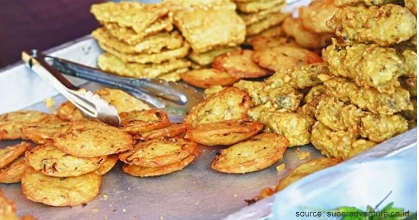 Gorengan - 11 Makanan Tinggi Kolesterol yang Patut Dihindari