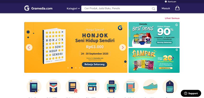 Gramedia - 6 Cara Membeli Buku Import Online dengan Mudah dan Cepat