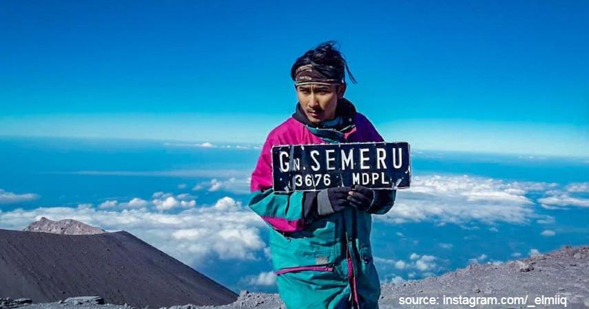 Gunung Semeru - 10 Gunung Tertinggi di Indonesia