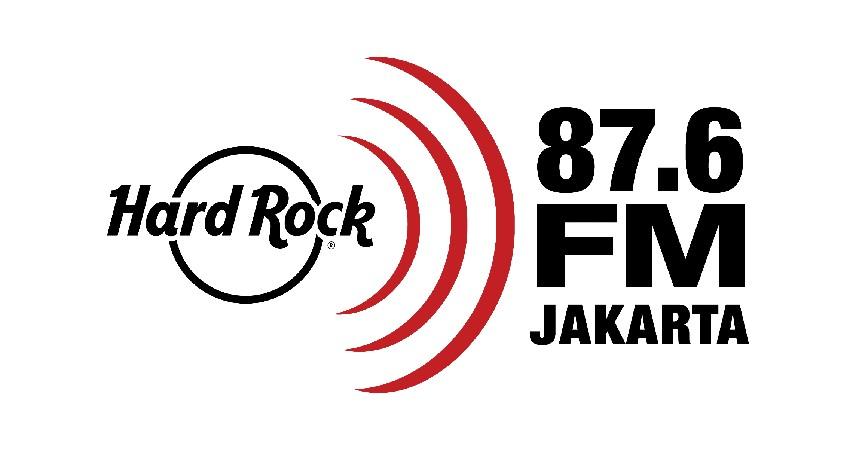 HardRock FM - Daftar Stasiun Radio Terbaik di Jakarta Favorit Milenial