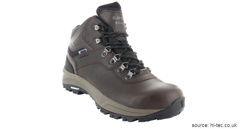 Hi-Tec - 10 Merk Sepatu Hiking Terbaik