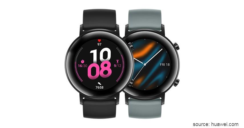 Huawei Watch GT 2 - 10 Merek Smartwatch Terbaik dan Berkualitas