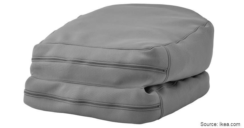 IKEA - 6 Merk Bean Bag Terbaik yang Nyaman dan Cocok untuk Bersantai