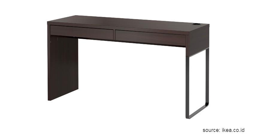 Ikea - Micke - 7 Merk Meja Kerja Terbaik Agar Nyaman saat WFH