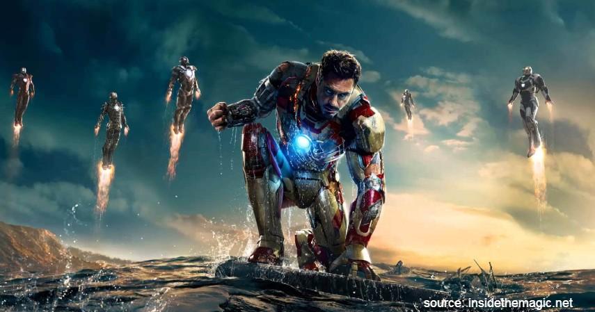 Iron Man 3 - 13 Film Superhero Hollywood Terbaik yang Wajib Ditonton