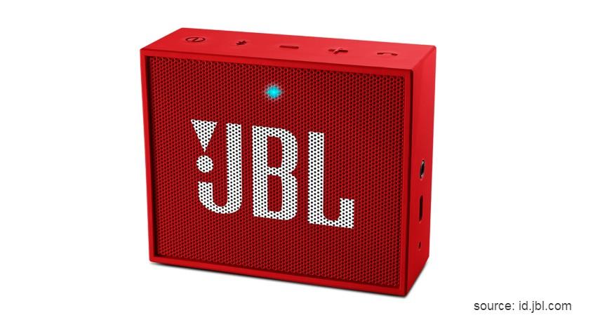 JBL Go - 10 Merek Speaker Bluetooth Terbaik Murah Praktis