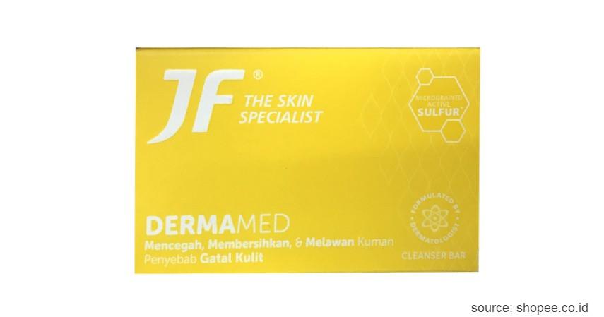 JF Sulfur Dermamed - 10 Sabun Antiseptik Terbaik