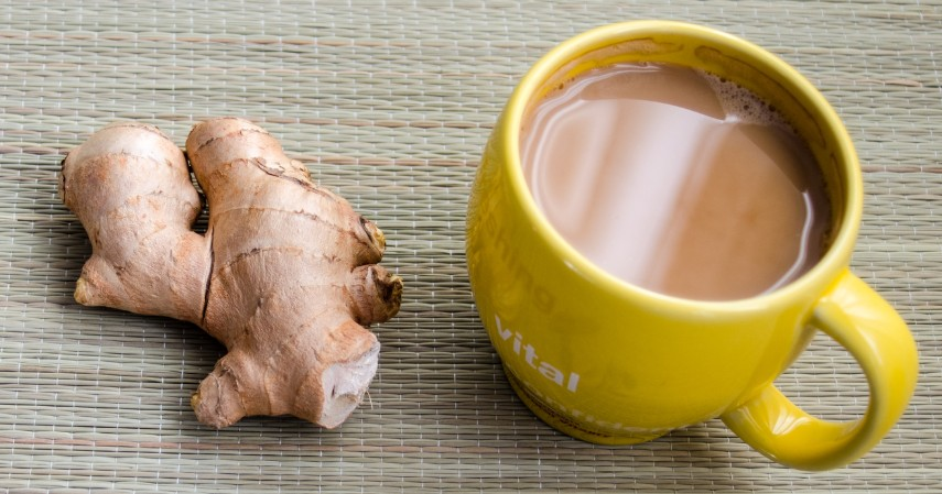 Jahe dan Kayu Manis - 15 Makanan untuk Mengatasi Insomnia Dijamin Bikin Tidur Nyenyak