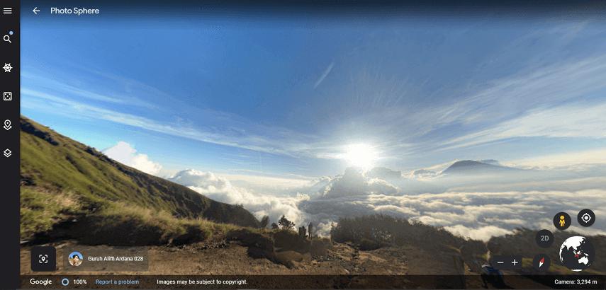 Jalan-jalan Virtual Mendaki Gunung - Jalan-Jalan Virtual Asyik dan Seru di Tengah Pandemi